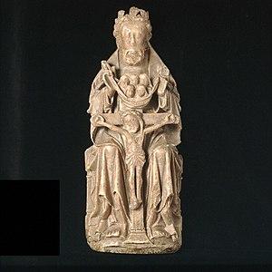 Bosom of Abraham Trinity - Image: Trinity Bosom Abraham