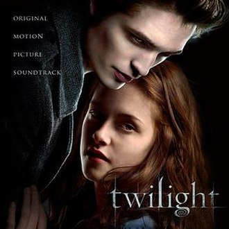 Twilight (soundtrack) - Image: Twilight soundtrack