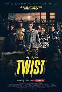 <i>Twist</i> (2021 film) 2021 crime drama film