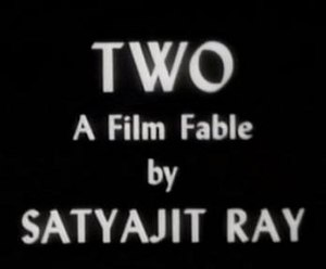 Two (1964 film) - Image: Two (short film, 1964) title card