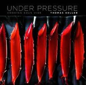 Under Pressure (cookbook) - Cover of Under Pressure