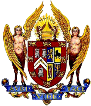 United Grand Lodge of England - Coat of arms of the United Grand Lodge of England