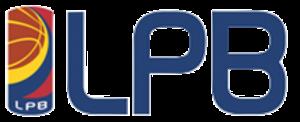 Liga Profesional de Baloncesto - Image: Venezuelan LPB Logo