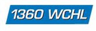 WCHL (AM) - WCHL's logo from 2002-2012
