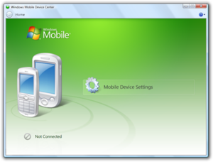 Windows Mobile Device Center - Wikipedia