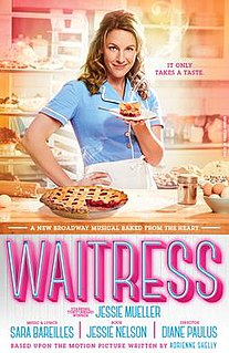 <i>Waitress</i> (musical)