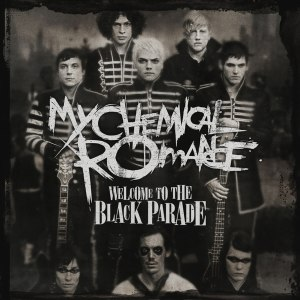 Welcome to the Black Parade - Image: Welcome to the Black Parade cover