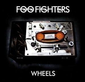 Wheels (Foo Fighters song) - Image: Wheels Foos Cover
