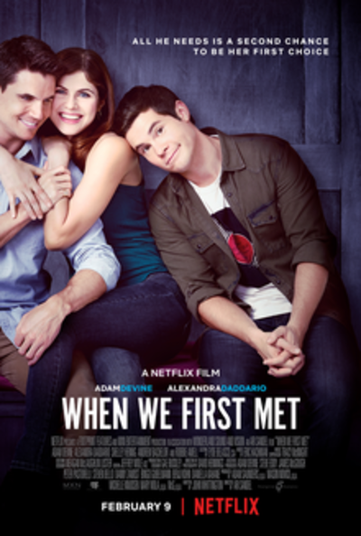 Picture of a movie: When We First Met