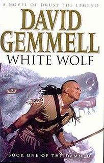 <i>White Wolf</i> (novel) book by David Gemmell