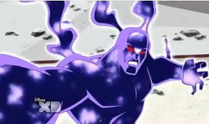 Wonder Man - Wonder Man in The Avengers: Earth's Mightiest Heroes.