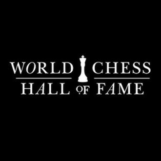 World Chess Hall of Fame - Logo used from 2011-2013