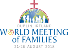 Image result for world meeting of families 2018 logo