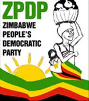 People's Democratic Party (Zimbabwe) - Logo of former entity called Zimbabwe People's Democratic Party