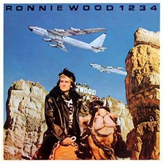 1234 (Ronnie Wood album) - Image: 1234 Ron Wood
