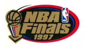 1997 NBA Finals - Image: 1997NBAFinals