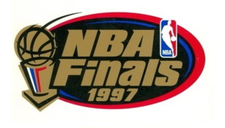 1997 NBA Finals 1997 basketball championship series
