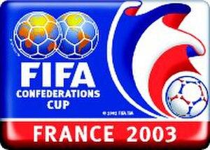 2003 FIFA Confederations Cup - Image: 2003 FIFA Confederations Cup
