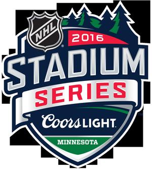 2016 NHL Stadium Series - Image: 2016 NHL Stadium Series Minnesota