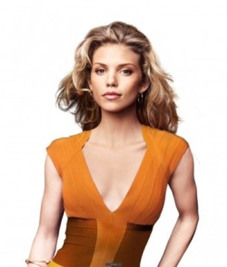 AnnaLynne McCord - A promotional photograph of McCord as Naomi Clark from the CW television show 90210.
