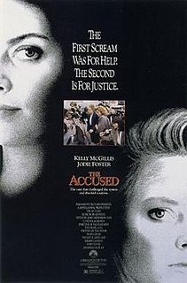 <i>The Accused</i> (1988 film) 1988 film by Jonathan Kaplan