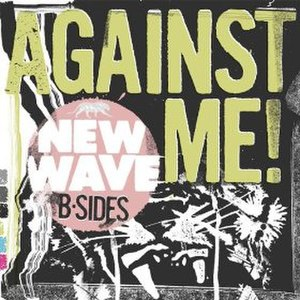 New Wave (Against Me! album) - B-sides digital release cover art.