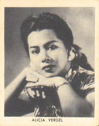 Alicia Vergel - Image: Alicia Vergel