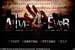 Alive-4-ever title screen.jpg