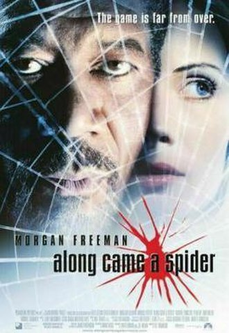 Along Came a Spider (film) - Theatrical release poster