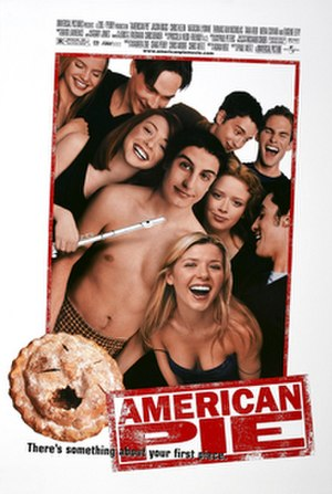 American Pie (film) - Theatrical release poster
