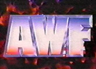 American Wrestling Federation - Image: American Wrestling Federation logo