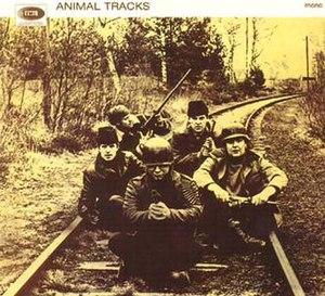 Animal Tracks (British album) - Image: Animal Tracks (UK album)