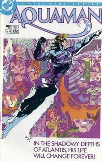 Aquaman - Image: Aquaman 1 (1986)