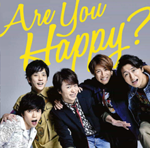 Are You Happy album cover.png