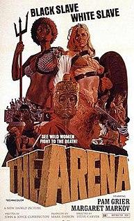 <i>The Arena</i> (1974 film) 1974 film by Joe DAmato, Steve Carver