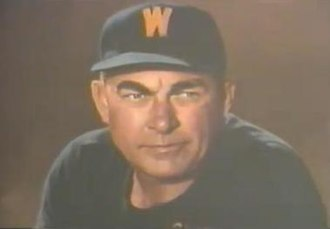 Art Lewis - Art Lewis during his tenure as West Virginia head coach