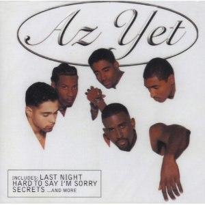 Az Yet (album) - Image: Az Yet (album)