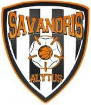 BC Savanoris - Image: BC Savanoris (Alytus) logo