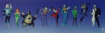 batman the animated series wikipedia