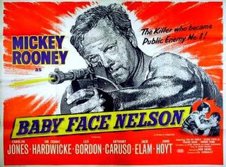 <i>Baby Face Nelson</i> (film) 1957 film by Don Siegel