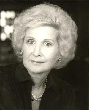 Barbara Branden - Publicity photo of Barbara Branden