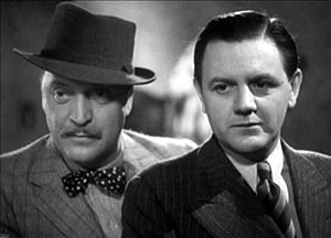 Basil Radford - Basil Radford (left) and Naunton Wayne