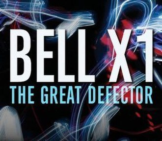 The Great Defector - Image: Bell X1 The Great Defector