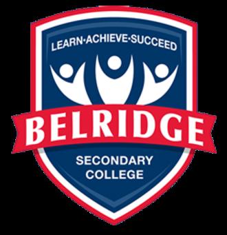 Belridge Secondary College - Image: Belridge S Clogo