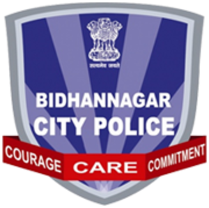 Bidhannagar Police Commissionerate - Image: Bidhannagar Police logo