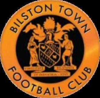 Bilston Town F.C. - Bilston Town badge