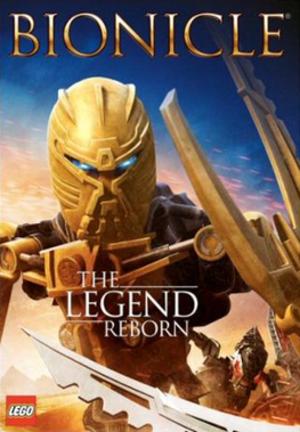 Bionicle: The Legend Reborn - Image: Bionicle The Legend Reborn cover big