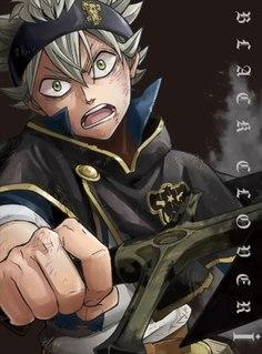 <i>Black Clover</i> (season 1) the first season of the Black Clover anime television series