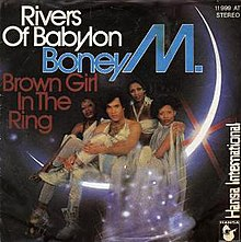 Boney M. — Rivers of Babylon (studio acapella)