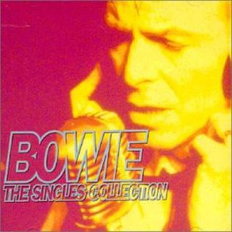 The Singles Collection (David Bowie album) - Image: Bowie Singles Collection Cover